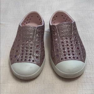 Rubber slip on shoes